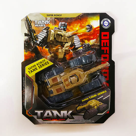 Transformer lánctalpas tank