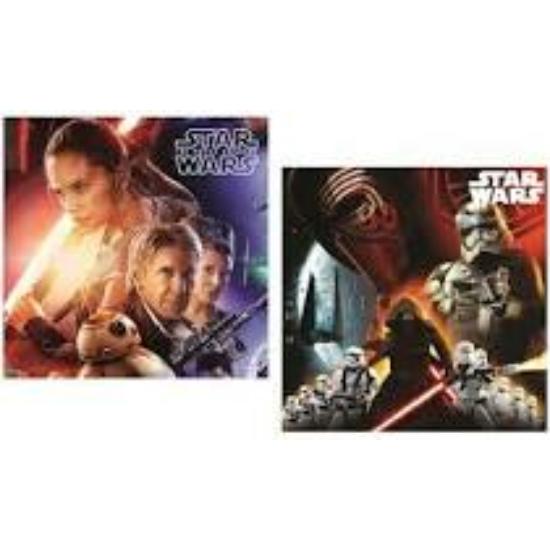 Star Wars párnahuzat 40*40 cm -CsimpiStore webáruház