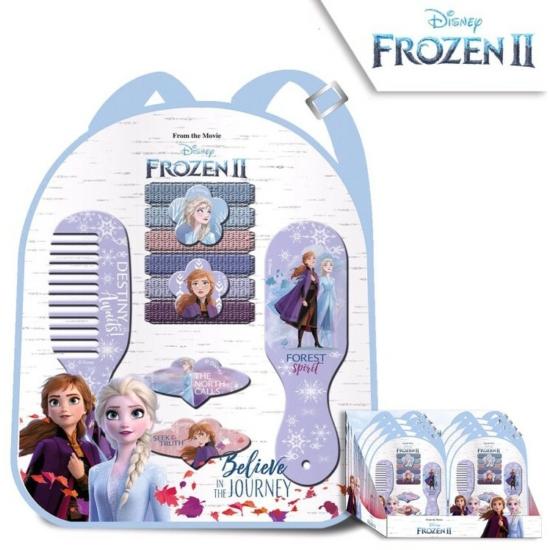 Disney Jégvarázs haj kiegészítő táska szett