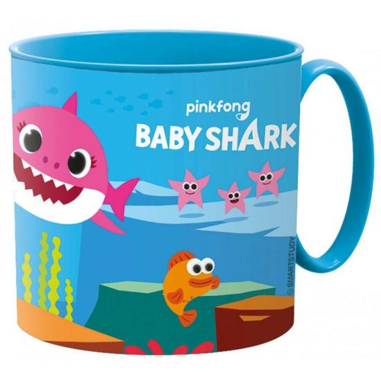 Baby Shark Micro bögre 265 ml - CsimpiStore Webáruház