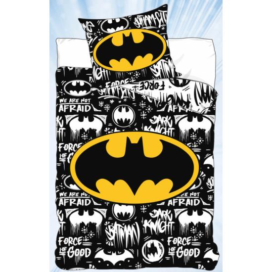 Batman ágynemű 140 × 200 cm, 70 × 90 cm