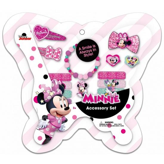 Disney Minnie haj kiegészítő 14 db-os szett - CsimpiStore Webáruház