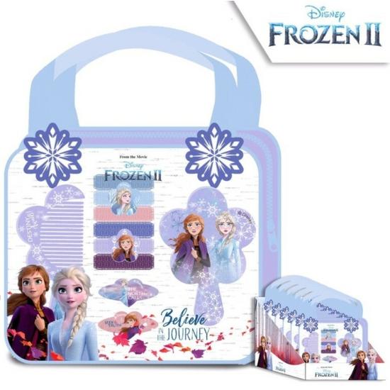 Disney Jégvarázs haj kiegészítő+neszeszer táska -CsimpiStore webáruház