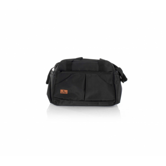 Lorelli Sandra pelenkázó táska - Black