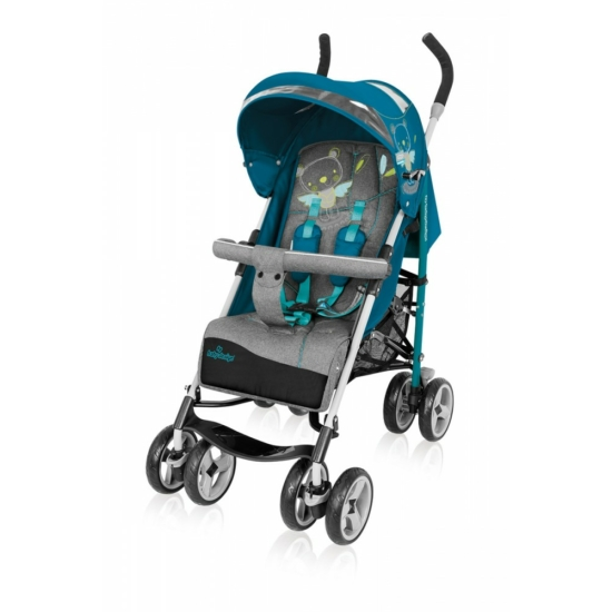 Baby Design Travel Quick sport babakocsi - 05 Turquoise 2017