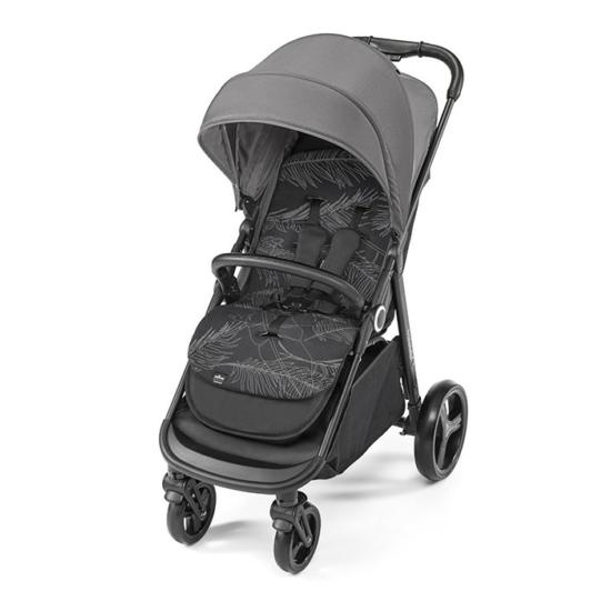 Baby Design Coco sport babakocsi - 07 Gray 2019