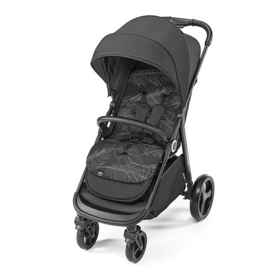 Baby Design Coco sport babakocsi - 10 Black 2019