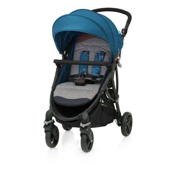 Baby Design Smart sport babakocsi - 05 Turquoise 2019