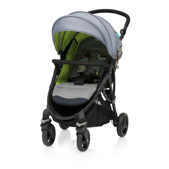 Baby Design Smart sport babakocsi - 07 Light Gray 2019
