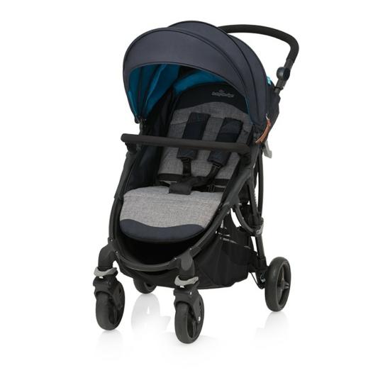 Baby Design Smart sport babakocsi - 17 Graphite 2019