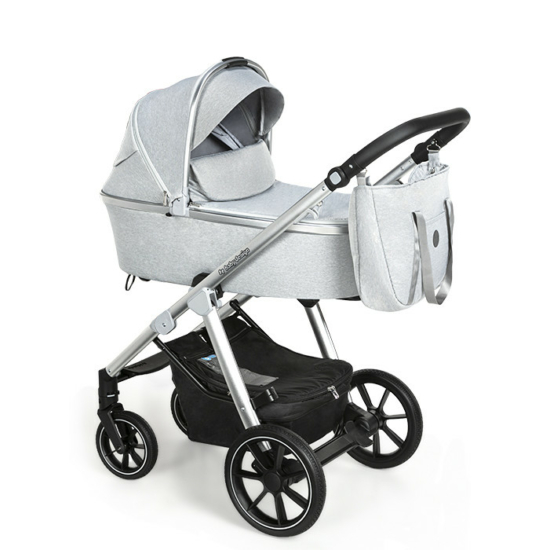 Baby Design Bueno multifunkciós babakocsi - 27 Light Gray 2020