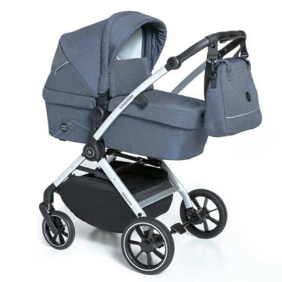 Baby Design Smooth multifunkciós babakocsi - 03 Navy 2020