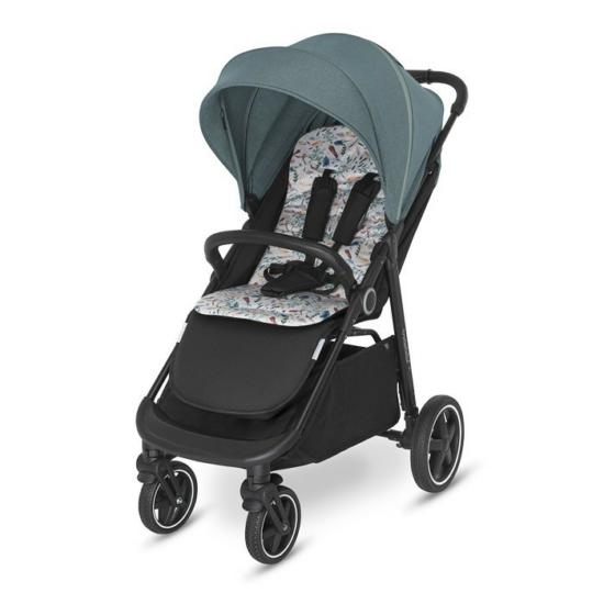 Baby Design Coco sport babakocsi - 05 Turquoise 2021