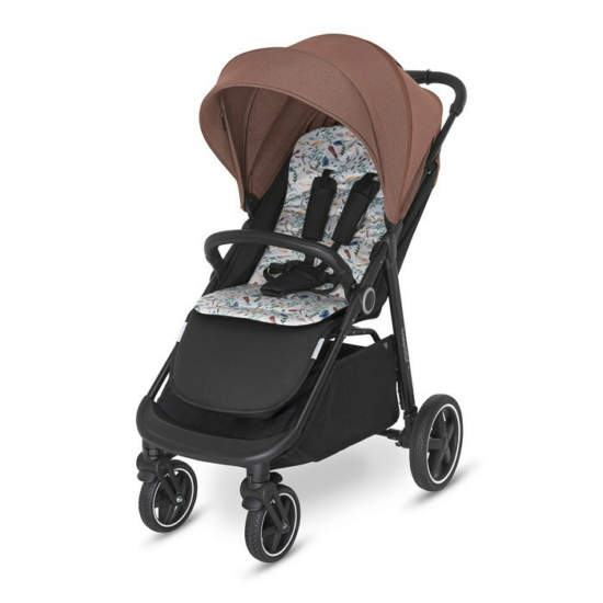 Baby Design Coco sport babakocsi - 08 Pink 2021