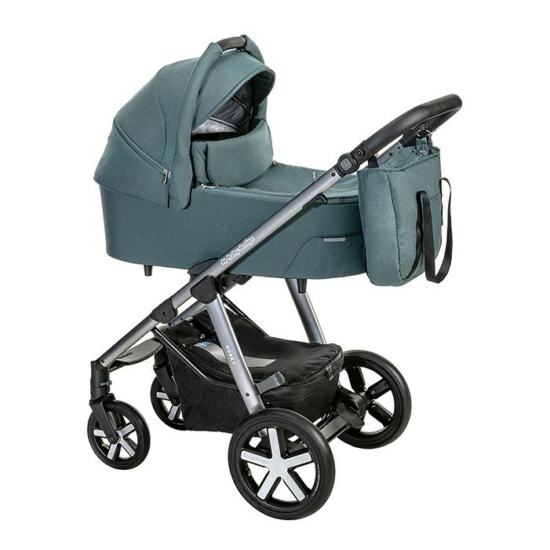 Baby Design Husky 2in1 multifunkciós babakocsi + Winter Pack - 105 Turquoise 2021