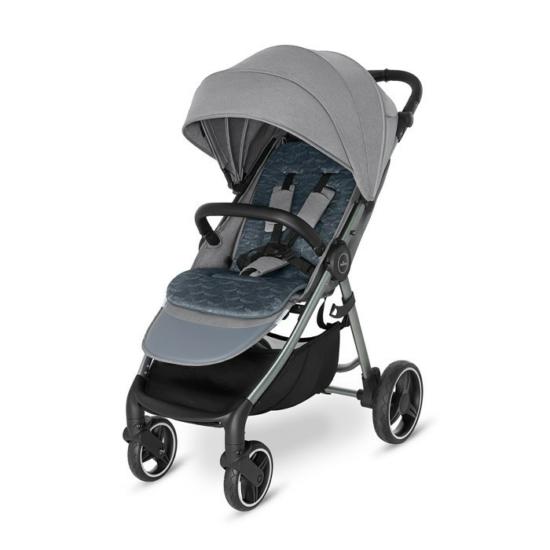 Baby Design Wave sport babakocsi - 07 Gray 2021