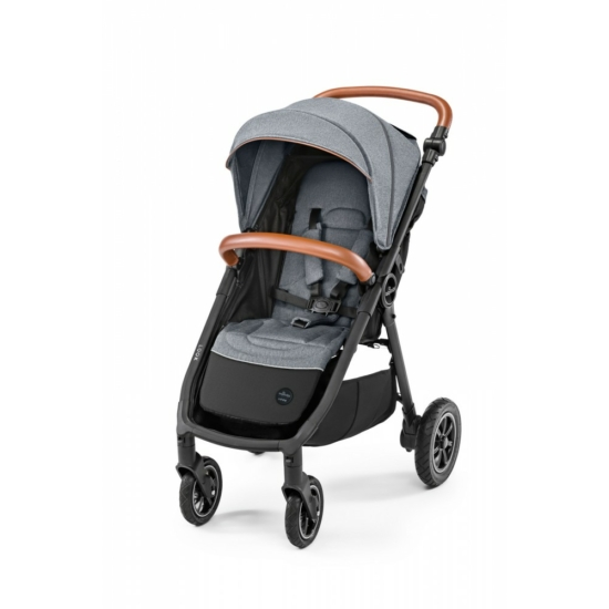 Baby Design Look AIR sport babakocsi - 07 Gray !! kifutó !!