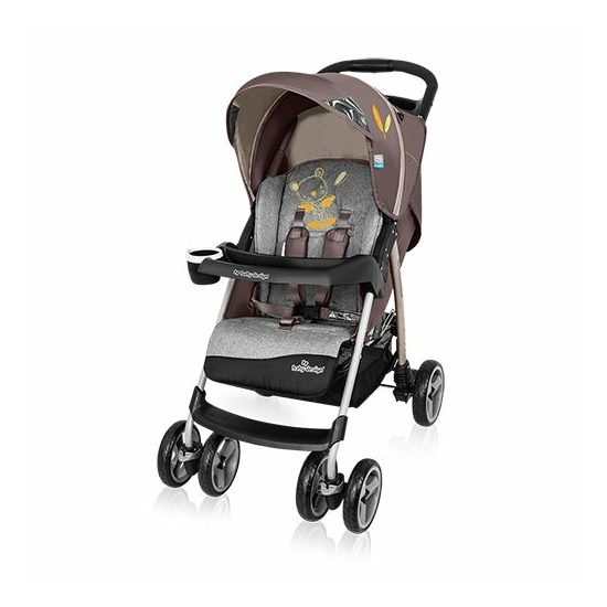 Baby Design Walker Lite sport babakocsi - 09 Brown 2016