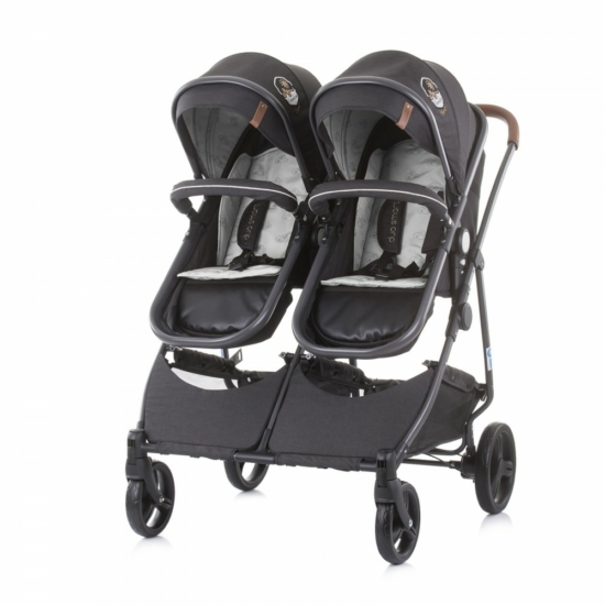 Chipolino Duo Smart iker babakocsi - Mist 2021