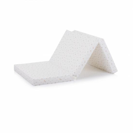 Chipolino összehajtható matrac 60x120 - Beige Stars