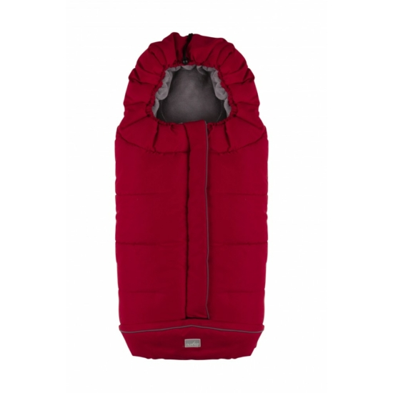 Nuvita AW Junior City bundazsák 100cm - Red / Grey - 9545