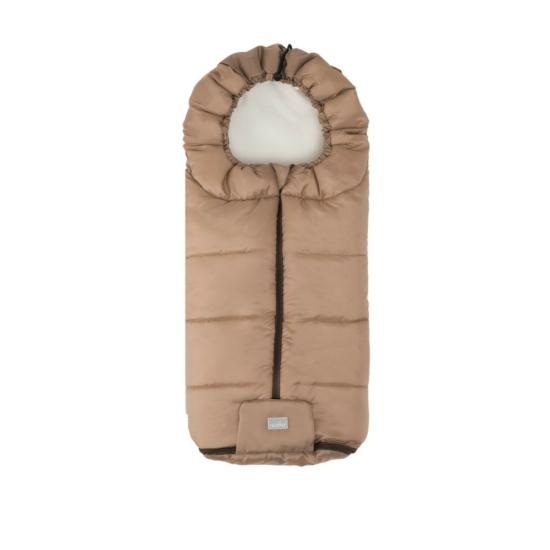 Nuvita AW Junior Essential bundazsák 100cm - Brown / Beige - 9445