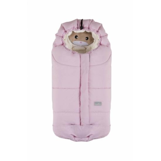 Nuvita AW Ovetto Cuccioli bundazsák 80cm - Rabbit Soft Pink / Beige - 9205