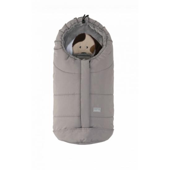 Nuvita AW Ovetto Cuccioli bundazsák 80cm - Dog Melange Light Gray / Gray - 9205