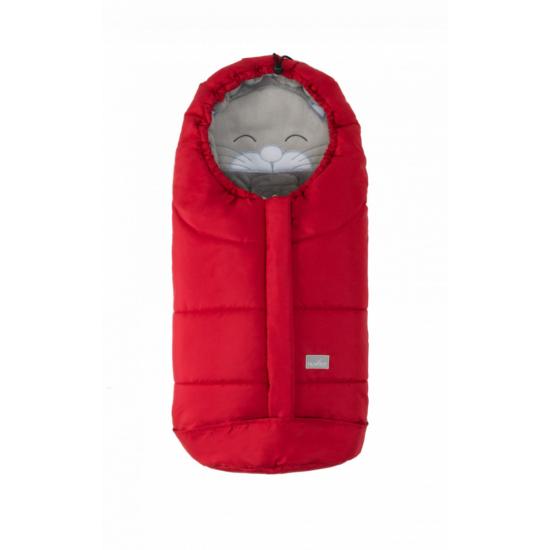Nuvita AW Ovetto Cuccioli bundazsák 80cm - Cat Red / Gray - 9205
