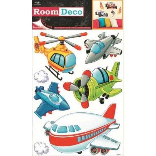 Room-Decor falimatrica Repülő járműves 42X25cm