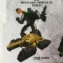 Kép 3/3 - Transformer lánctalpas tank