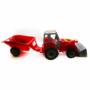 Kép 1/3 - Markolós traktor utánfutóval-CsimpiStore Webáruház