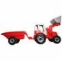 Kép 3/3 - Markolós traktor utánfutóval-CsimpiStore Webáruház2