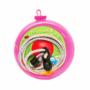 Kép 2/3 - Rózsaszín műanyag tányérhinta a Dohány Toys-tól- CsimpiStore Webáruház1