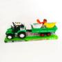 Kép 1/3 - Traktor állatszállító utánfutóval- CsimpiStore Webáruház