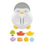 Kép 1/2 - Fürdőjáték 7 db Bayo Pingvin- CsimpiStore webáruház