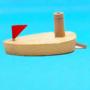 Kép 5/5 - Lufi motoros fa hajó, lufi hajtású hajó - CsimpiStore Webáruház5