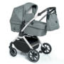 Kép 1/2 - Baby Design Smooth multifunkciós babakocsi - 07 Gray 2020