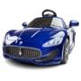 Kép 3/11 - Elektromos autó Toyz MASERATI GRANCABRIO - 2 motorral blue